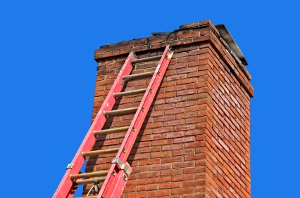 Chimney repair in Prospect CT by Nick's Construction and Masonry LLC